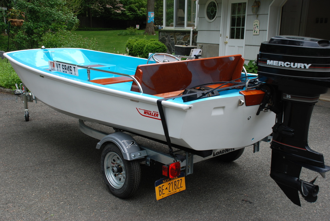Yet Another 1968 Restoration Koski Boatworks